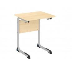 Стол ученический 1-местный 3,4,5 или 6 гр