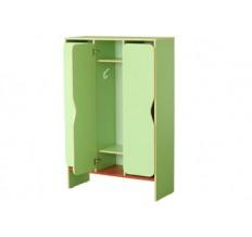 Шкаф для одежды 3-секционный