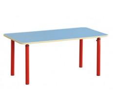 Стол прямоугольный, регулируемый по высоте