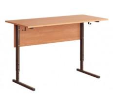 Стол ученический 2-местный регулируемый 2-4, 3-5 4-6 гр.