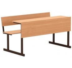 Парта 3-местная (лавка за столом)