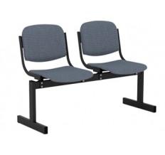 2-местный, не откидывающиеся сиденья, мягкий