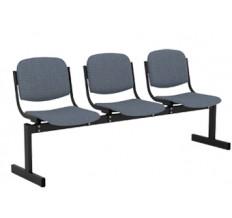 3-местный, не откидывающиеся сиденья, мягкий